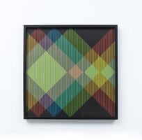 Carlos Cruz-Diez, 'couleur additive (additive color)', 2013
