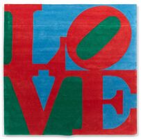 Robert Indiana, 'Classic Love, Ed. 97/150 pcs', 1995