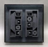 Louise Nevelson, 'Diminishing Reflection XX', 1966