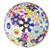 Takashi Murakami, 'FLOWERBALL 3D FROM THE REALM OF THE DEAD', 2009