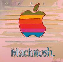 Andy Warhol, 'Apple (F. & S. II.359)', 1985