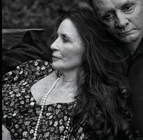 Annie Leibovitz, 'June Carter Cash and Johnny Cash, Hiltons, Virginia', 2001