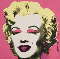 Andy Warhol, 'Marilyn Monroe', 1981