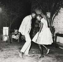Malick Sidibé, 'Nuit de Noel (Happy Club)', 1963