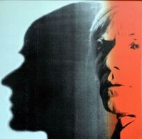 Andy Warhol, 'Myth Portfolio - The Shadow', 2020