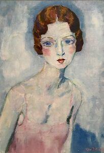 Kees van Dongen, 'La Chemise Rose', 1930