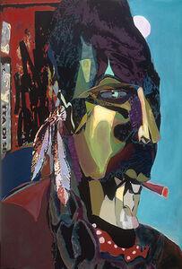 Edmund Ian Grant, 'Urban Warrior', 2015