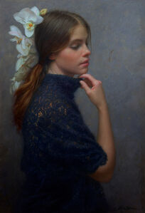 Mark Arian, 'Orchids', 2020