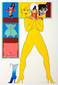 Allen Jones, 'Pour les Levres', 1965