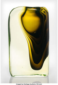Antonio da Ros, 'Sasso Vase', 1973