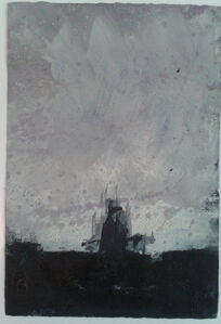 José Enguídanos, 'Pequeños dibujos VI.', 2005