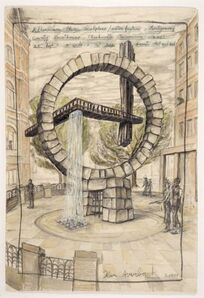Ilan Averbuch, 'Hurricane', 2001