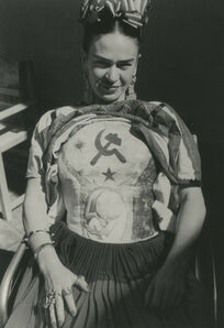 Florence Arquin, 'Frida Kahlo', 1951