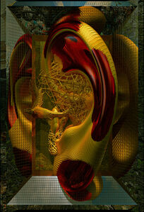 Konstantin Khudyakov, 'Golden Ear', 2011