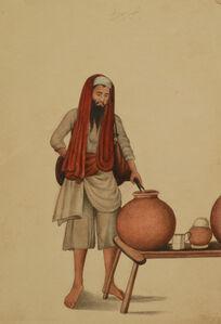 Company School Artist, 'Bhishti / Water carrier'