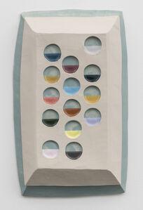 Martha Clippinger, 'palette', 2018