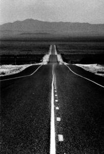 Renato D'Agostin, 'Texas Road, 7439', 2015