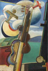 Giulio D'Anna, 'La finestra del musicista', ca. 1929