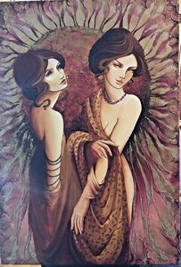 Anisa Vilner, 'Large Oil on Canvas', Unknown