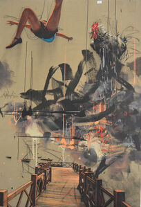 Zhong Biao 钟彪, 'Days in the Clouds  云天', 2009