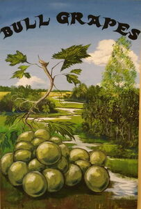 Bill Mead, 'Bull Grapes', 2006