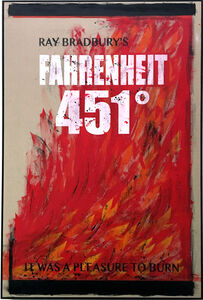 João Louro, 'Fahrenheit 451', 2017