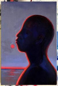 "Caleb Hahne, '""Steal Light""', 2018"