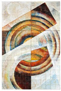 David Bacharach, 'Time Point - Summer', 2012