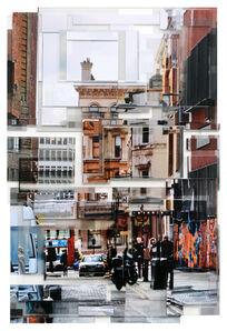 Phil Stein, 'London 021', 2014