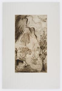 Ken Kiff, 'After Patenier ', 1993