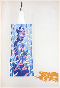 David Hockney, 'Cleanliness is Next to Godliness', 1965