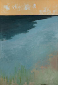 Herman Maril, 'Still Waters', 1973