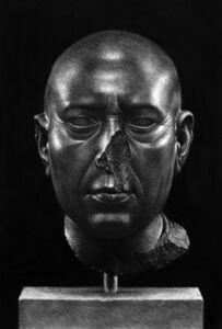 Kepa Garraza, 'Green Head', 2020