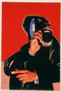 Rodríguez Calero, 'Silent Scream', 1997