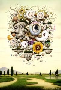 Naoto Hattori, 'Genetic Creator', 2011