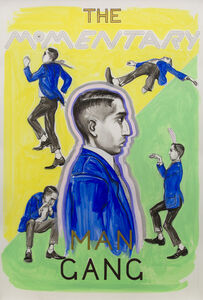 Charles Avery, 'Untitled (The Momentary Man Gang)', 2017