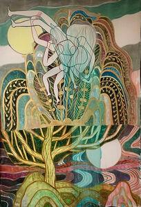 Emma Talbot, 'Auf Die Erde Zurückfallen', 2020