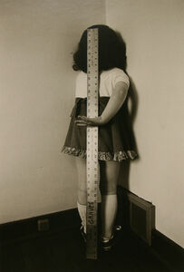 Ken Graves, 'Emily at 36 Inches, State College, PA', 1977