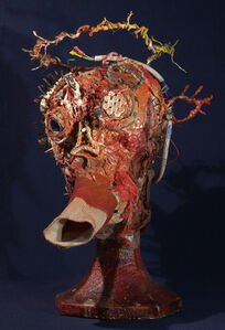 Stephen Goddard, 'King Alfonso', 2015