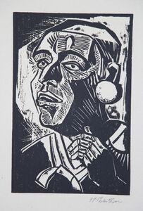 Max Pechstein, 'Redner', 1918