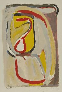 Bram van Velde, 'Matin', 1969