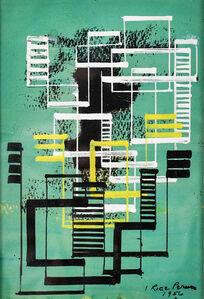 Irene Rice Pereira, 'Untitled', 1956