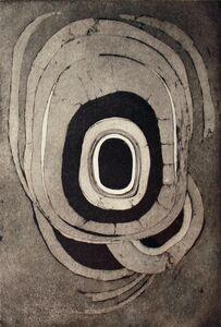 Lee Bontecou, 'Etching One', 1967