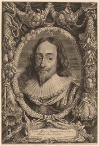 Jonas Suyderhoff after Sir Anthony van Dyck, 'Charles I, King of England', 1650?
