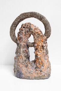 Julia Haft Candell, 'Torus and Arch: Orange, Violet ', 2020