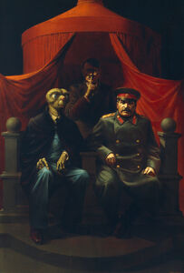 Komar & Melamid, 'Yalta Conference', 1984