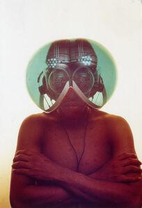 Haus-Rucker-Co, 'Environment Transformer/Flyhead Helmet', 1968