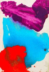 Sam Francis, 'Untitled', 1980