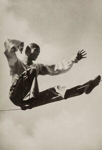 Sasha Stone, 'Man Sitting on High Wire', 1934