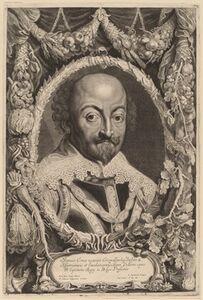 Jonas Suyderhoff after Sir Anthony van Dyck, 'John, Count of Nassau', 1650?